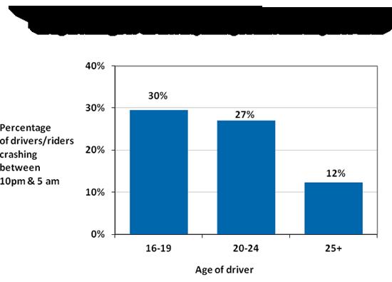novice drivers possess perceptual and risk