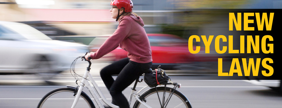 New Cycling laws