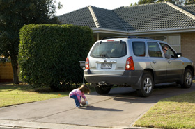 driveway safety