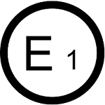 European Standard Sticker