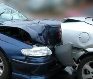 rear-end crash